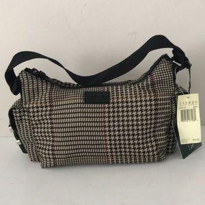NWT Lauren Ralph Lauren bag.